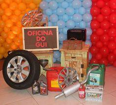 Encontrando Ideias: Festa Carros Vintage!!
