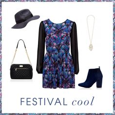 Festival cool- Forever New Forever New, Cool Stuff, Polyvore, Image, Clothes, Fashion, Tall Clothing, Moda, Fashion Styles
