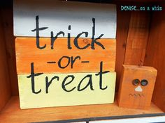 denise...on a whim: Boo! {Spooktacular Halloween DIY Projects}