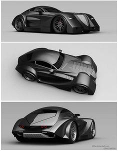 NFZ W40s 2 (concept) | Designer: 600v - http://600v.deviantart.com