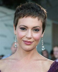 Very Short Pixie Haircuts for Women Over 50