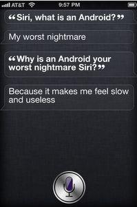 Siri is one smart Lady!!