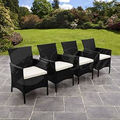 charles bentley garden luxury pair of rattan garden arm chairs grey body with light grey cushions grey bodies and gardens