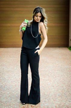 All Black Fashion-y que me enamoro...:)