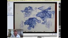 Aaron's Art tips 4 - The importance of thumbnailing!