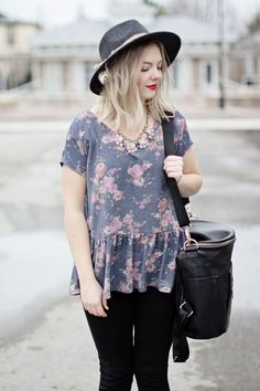the ROSA top | see kate sew