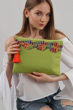 Online Alışveriş Sitesi, Türkiye'nin Trend Yolu | Trendyol Pochette Diy, Blue Handbags, Gucci Handbags, Handbags Online, Embroidery Bags, Indian Embroidery, Diy Bags Purses, Jute Bags, Boho Bags