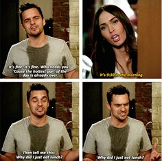 """Season 5, Episode 9   The Funniest """"New Girl"""" Quotes From The First 99 Episodes"""