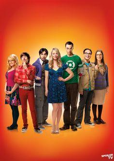Big Bang Theory. Just won People's Choice Award.