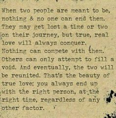 """""""..... NOTHING can compete with them. Others can only attempt to fill a void. AND EVENTUALLY....."""" ♥️♥️♥️♥️♥️"""