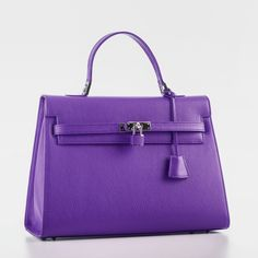 Classic inspired #leather #bags #madeinspain #purple