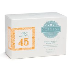 No.45 Women's Moisturizing Body Bar -  Fun and flirtatious. This sweet, sparkling fragrance captures pure femininity and the effortless charm that makes it irresistible.
