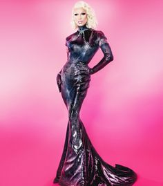 Miss Fame for Rupaul's Drag Race Season by Drag Queens, Adore Delano, Penelope, Rupaul, Burlesque, Beautiful People, Beautiful Men, Glamour, Model