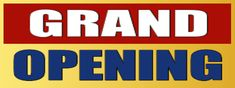 Grand Opening Banner #8031 Grand Opening Banner, Red Carpet Backdrop, Event Banner, Backdrops, How To Memorize Things, Prints, Red Carpet Background, Backgrounds