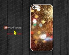IPhone 5 case IPhone 4 case 50 off rain drop design by Atwoodting, $6.99