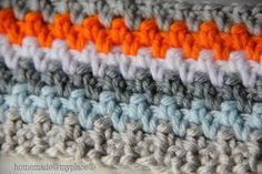 Crochet moss stitch - ch uneven number, insert hook into 3rd ch from hook. sc1, ch1 rep to end. (You should end on a sc.) Ch 2, turn. Sk 1st st, insert instead into ch sp, sc, ch1.