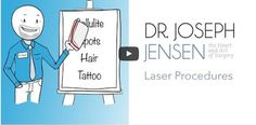 Cellulite Reduction | Tattoo & Hair Removal | Skin Treatment | Dr. Joseph Jensen, DO | Utah Surgeon https://www.youtube.com/watch?v=pNmnolH5Qo8