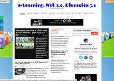 e-Learning, Web 2.0, Educación 3.0 La Educación del Futuro por Daniela Zanella