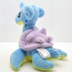 Pokemon Lapras Plush