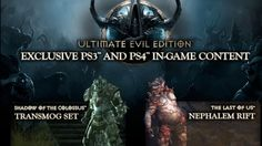 New armor sets for Blizzard's Diablo III exclusively for the PS3 and PS4 in-game content. #gaming