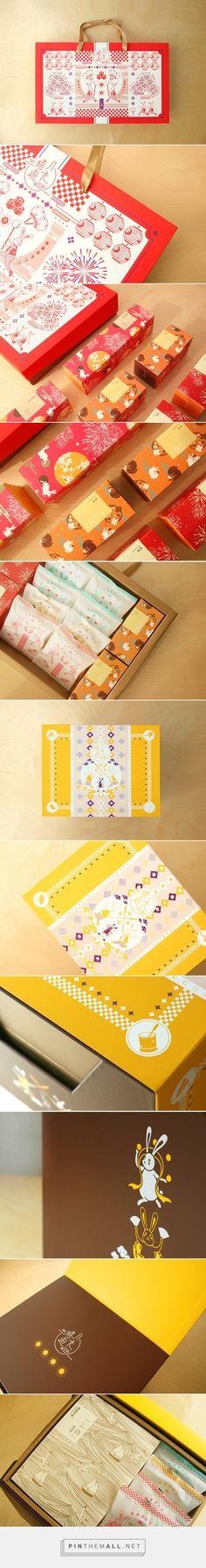 I really like the use of small vector images in this packaging. The patterns in this design are amazing!