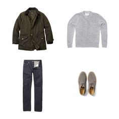 vavlt:  Barbour· Our Legacy· A.P.C.· Mark McNairy