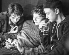Jack Dylan Grazer, Finn Wolfhard and Jaden Lieberher It Movie 2017 Cast, Jack Finn, Im A Loser, Pennywise The Dancing Clown, Cute Actors, Series Movies, Beautiful Boys, Celebrity Crush, Future Husband
