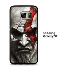 God of War Kratos Samsung Galaxy S7 Case