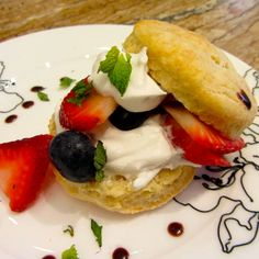 And by the way, Vegan Strawberry and Blueberry Shortcakes. That is all.