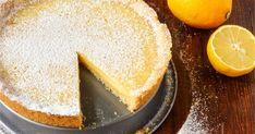 Εύκολη βρετανική συνταγή για τάρτα λεμονιού