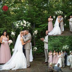 A Grandview Wedding on Lookout Mountain - Chattanooga, Tennessee, TN, Rock City, Best wedding venues in Tenn and GA, Georgia - Innamorata.com