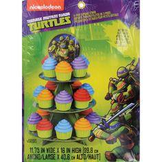 Treat Stand Teenage Mutant Ninja Turtles