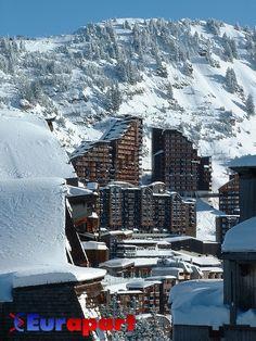 Ski Resort of Avoriaz