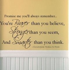 For a certain girl who LOVES this quote. <3