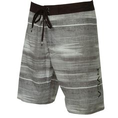"#RVCA Mens Boardshorts Eecat Trunk 20"" Black"