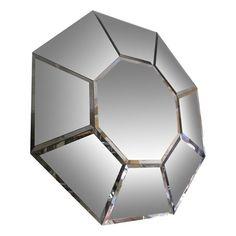 Bijou Contemporary Mirror