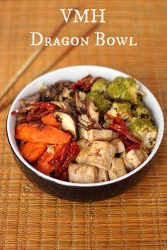 VMH Dragon Bowl #vegetarian #vegan