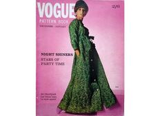 Vintage 60's Vogue Pattern Book Magazine December 1963 Apres Ski Boots, Vogue Covers, Country Outfits, Pattern Books, Pattern Making, Vintage Patterns, Simple Style, Printing On Fabric, Fashion News
