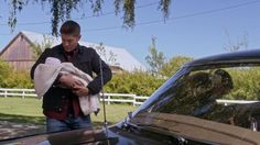 Dean and two babies