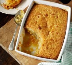 Easy treacle syrup sponge (baked, not steamed). bbcgoodfood