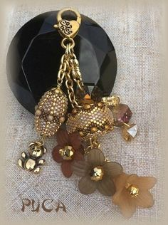 Jewelry for your purse or bag by puca