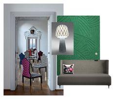 """lacroix-hannabi"" by bekokati-1 on Polyvore featuring interior, interiors, interior design, home, home decor and interior decorating"