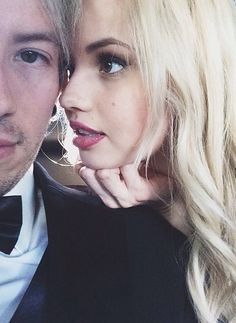 Joshua Dun and Debby Ryan | Michael and Caroline's wedding