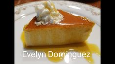 Cheesecake Flan English Vertion