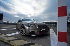 2015 #BMW #550i #F10 by #Fostla