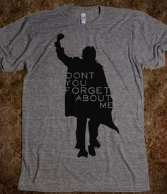 The Breakfast Club. On a t-shirt. Yes, please.