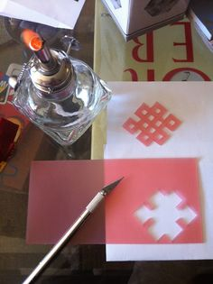 #LostWax #Casting #Jewelry Class: Endless Knot Project