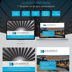 Create a fresh new look for our powerpoint template! by d design