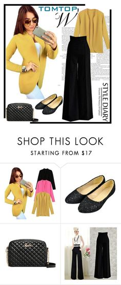 """""""TOMTOP +11"""" by fahreta1992 ❤ liked on Polyvore featuring vintage, tomtop and tomtopstyle"""