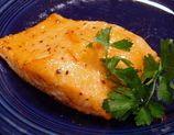 Orange-Ginger Salmon Fillets - RecipeZazz